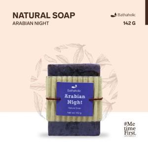Harga natural soap arabian night 143 gram sabun alami | HARGALOKA.COM