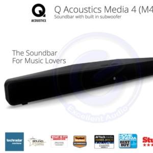 Harga soundbar q acoustik m4 jbl polk audio | HARGALOKA.COM