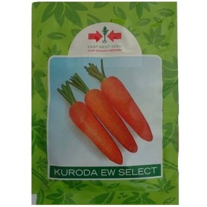 Harga benih bibit wortel kuroda ew select benih wortel kuroda panah | HARGALOKA.COM