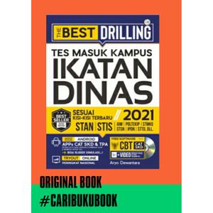 Harga buku kampus kedinasan best drilling tes masuk kampus ikatan | HARGALOKA.COM