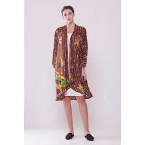 Harga outer batik di kala   HARGALOKA.COM