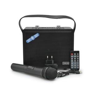 Harga yamada speaker bluetooth gl 88 layar led karaoke output 500 | HARGALOKA.COM