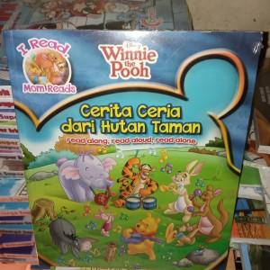 Harga original amp disney winnie the pooh   cerita ceria dari hutan | HARGALOKA.COM