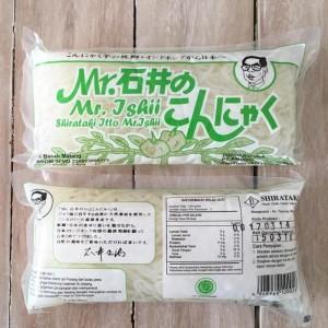 Harga mie basah shirataki hijau ishii   HARGALOKA.COM
