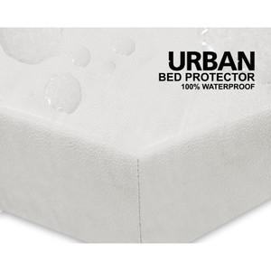 Harga bed protector urban waterproof uk 180 x 200 anti tungau cairan ompol   | HARGALOKA.COM