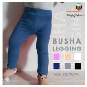 Harga legging bayi busha buka kaki motif polos best   HARGALOKA.COM