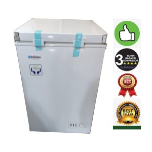 Harga chest freezer sansio san | HARGALOKA.COM