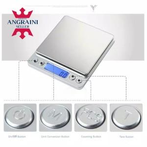 Harga timbangan digital kue roti perhiasan dapur 3kg akurasi 0 1 g gram 3 | HARGALOKA.COM