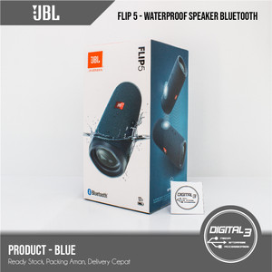 Harga jbl flip 5 waterproof portable speaker wireless bluetooth   | HARGALOKA.COM