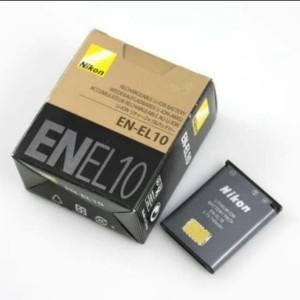 Harga baterai nikon coolpix en el10 s510 s570 s60 s600 s80 s210 s230 | HARGALOKA.COM
