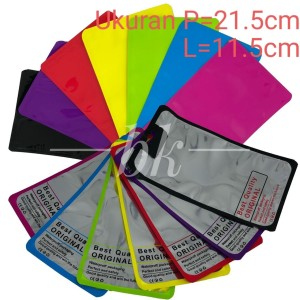 Harga 1 pcs ukuran besar plastik packing klip casing hp fashion case   | HARGALOKA.COM