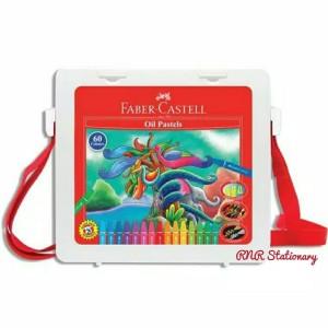 Harga Crayon Hexagonal Oil Faber Castell 60 Katalog.or.id