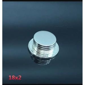 Harga Magnet Neodymium Super Kuat 18x2mm Katalog.or.id