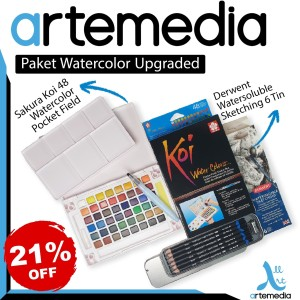 Info Reeves A5 Watercolor Pad Katalog.or.id