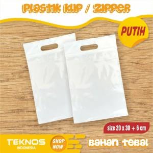 Harga plastik ziplock klip 20x30 6 cm packing baju olshop online | HARGALOKA.COM