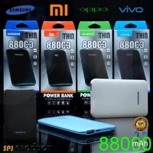 Harga promo pb power bank branded 88000mah powerbank brand   HARGALOKA.COM
