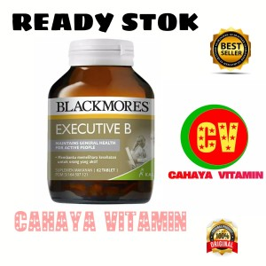 Harga blackmores executive b vitamin b stress formula bpom kalbe   62 | HARGALOKA.COM