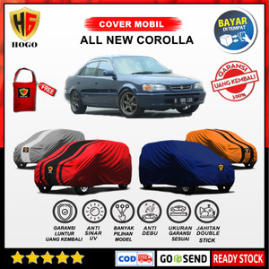 Harga body cover mobil toyota all new corolla sarung selimut tutup mantel   polos model a foto no | HARGALOKA.COM