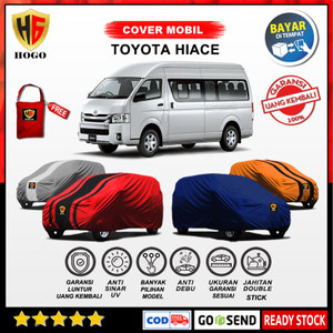 Harga body cover mobil toyota hiace sarung selimut tutup mantel penutup   polos model a foto no | HARGALOKA.COM