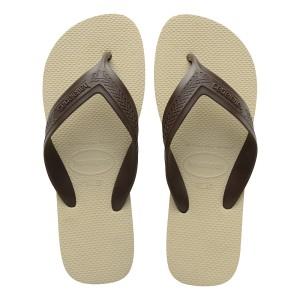 Harga havaianas top max cf sand grey dark brown   | HARGALOKA.COM