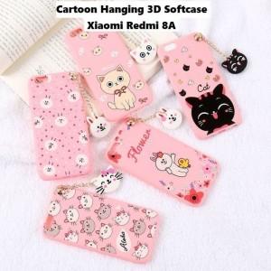 Harga case hp xiaomi redmi 8a soft cover casing cartoon hanging 3d   HARGALOKA.COM