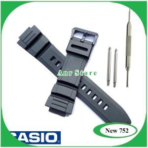 Harga strap tali jam tangan casio w s220 mv 200 ae 2100 ae 2000 original   HARGALOKA.COM
