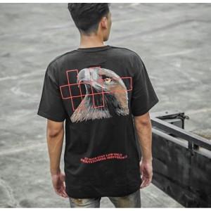 Harga eagle stare black tee   baju kaos   | HARGALOKA.COM