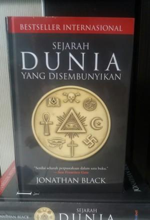 Harga buku sejarah dunia yang disembunyikan   jonathan black | HARGALOKA.COM