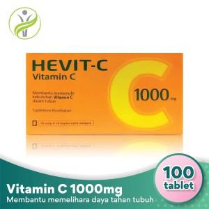 Harga hevit c vitamin c 1000 mg   membantu penuhi kebutuhan vitamin c | HARGALOKA.COM