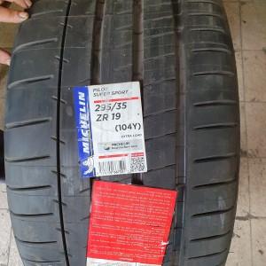 Harga ban mobil michelin 295 35 19 pilot super sport produksi   HARGALOKA.COM