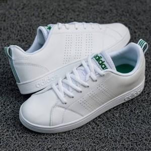 Harga adidas neo advantage white green original | HARGALOKA.COM