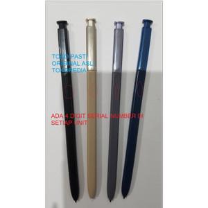 Harga stylus s pen pensil samsung galaxy note 8 note8 original 100   | HARGALOKA.COM