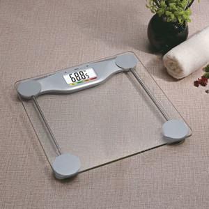 Harga timbangan digital transparan berat badan kaca keren 180 kg vintage | HARGALOKA.COM