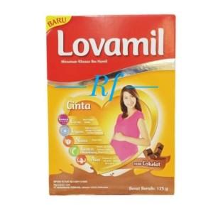Harga lovamil ibu hamil coklat 175 g atau gram kalbe farma   HARGALOKA.COM