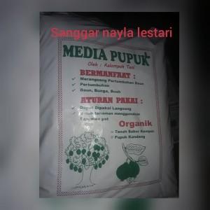 Harga jual media pupuk media tanam tanah   HARGALOKA.COM