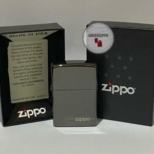 Harga Zippo Ebony 24756 Katalog.or.id