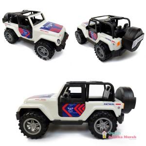 Harga mainan mobil jeep polisi indonesia m76m21738 | HARGALOKA.COM
