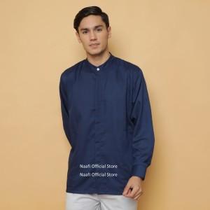 Harga baju muslim pria lengan panjang   naafi rasyid series   m l xl xxl | HARGALOKA.COM