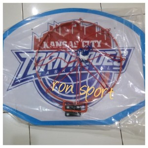 Harga papan ring basket besar kusus kirim via grab dan   HARGALOKA.COM
