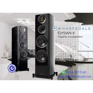 Harga wharfedale elysian4 elysian 4 high end floorstand | HARGALOKA.COM