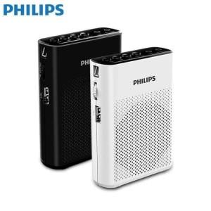 Harga speaker tour guide wisata waistband speaker mic headset philips | HARGALOKA.COM