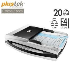 Harga scanner plustek smartoffice pn2040   20 lembar menit f4 folio | HARGALOKA.COM