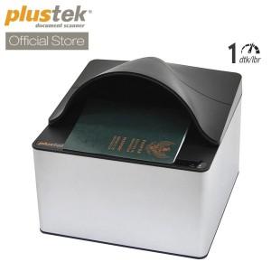 Harga scanner plustek passport scurescan x50   1 detik lembar a6 | HARGALOKA.COM