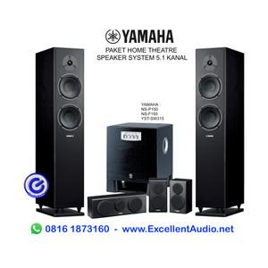 Harga paket yamaha nsp150 nsf150 yst sw315 home theatre speaker system 5 | HARGALOKA.COM