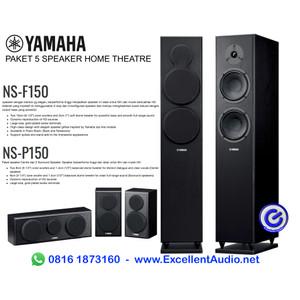 Harga paket yamaha nsf150 ns f150 nsp150 home theatre speaker system 5 | HARGALOKA.COM
