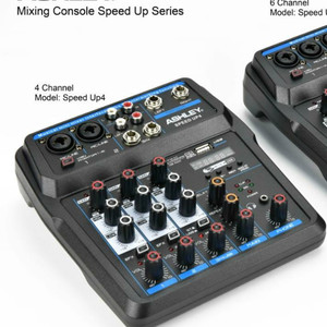 Harga mixer ashley speed up 4 up4 bluetooth 4 | HARGALOKA.COM