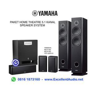 Harga paket yamaha nsf160 nsp160 yst sw315 home theatre speaker system 5 | HARGALOKA.COM