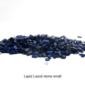Harga lapiz lazuli crystal stone batu kristal chips   small   | HARGALOKA.COM