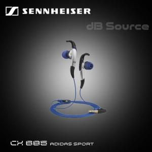 Harga sennheiser cx 685 adidas sports in ear canal earphone | HARGALOKA.COM