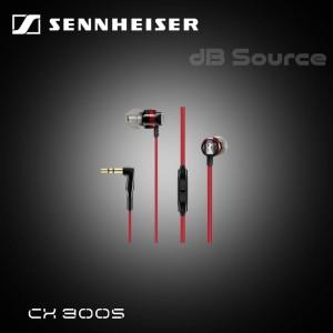 Harga sennheiser cx 300s in ear earphone with transducer technology | HARGALOKA.COM